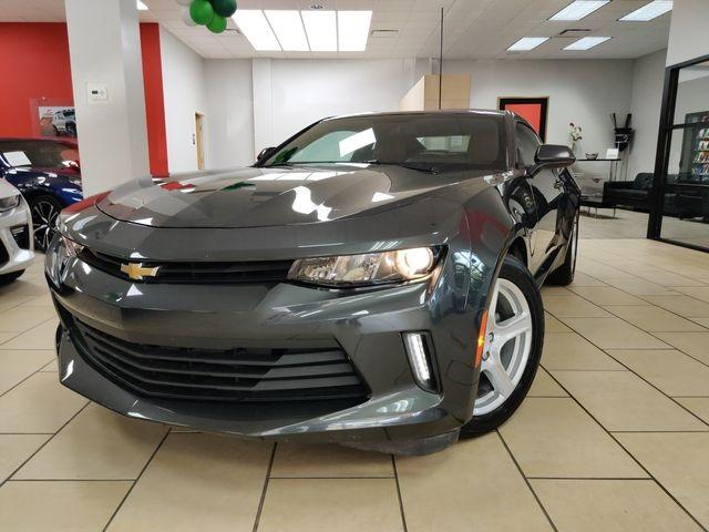 Used 2016 Chevrolet Camaro 2LT for sale Sold at Gravity Autos in Roswell GA 30076 1