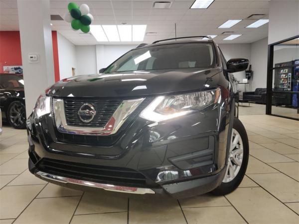 Used 2019 Nissan Rogue SV for sale Sold at Gravity Autos in Roswell GA 30076 1