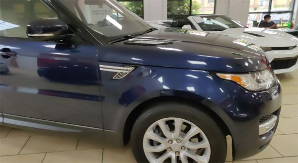 Used 2016 Land Rover Range Rover Sport 3.0L V6 Supercharged HSE for sale $32,985 at Gravity Autos in Roswell GA 30076 2