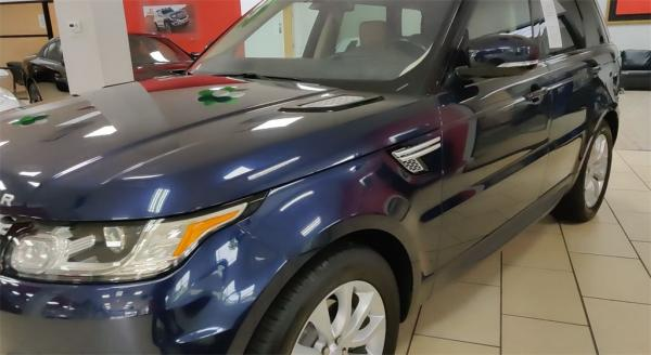 Used 2016 Land Rover Range Rover Sport 3.0L V6 Supercharged HSE for sale $32,985 at Gravity Autos in Roswell GA 30076 4