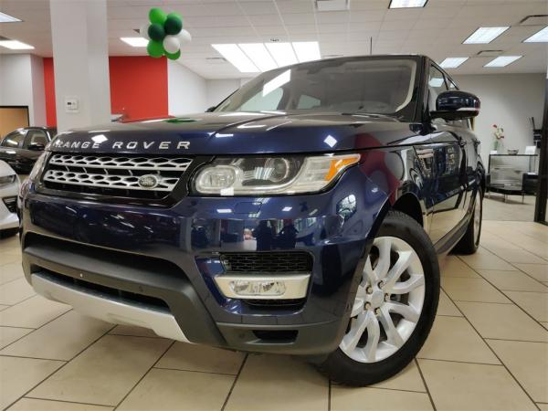 Used 2016 Land Rover Range Rover Sport 3.0L V6 Supercharged HSE for sale $32,985 at Gravity Autos in Roswell GA 30076 1