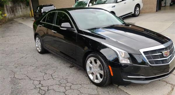 Used 2016 Cadillac ATS 2.0L Turbo Luxury for sale Sold at Gravity Autos in Roswell GA 30076 2