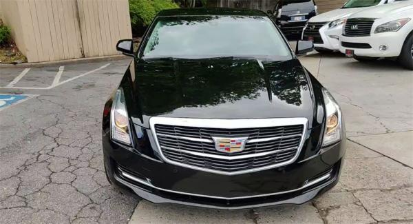 Used 2016 Cadillac ATS 2.0L Turbo Luxury for sale Sold at Gravity Autos in Roswell GA 30076 3