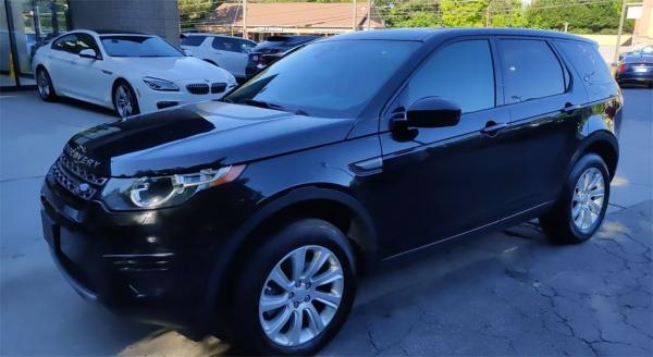 Used 2016 Land Rover Discovery Sport SE for sale $22,985 at Gravity Autos in Roswell GA 30076 4
