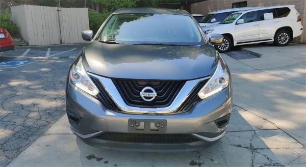 Used 2017 Nissan Murano S for sale Sold at Gravity Autos in Roswell GA 30076 3