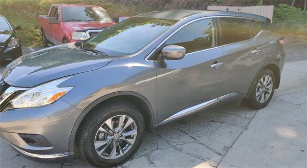 Used 2017 Nissan Murano S for sale Sold at Gravity Autos in Roswell GA 30076 4