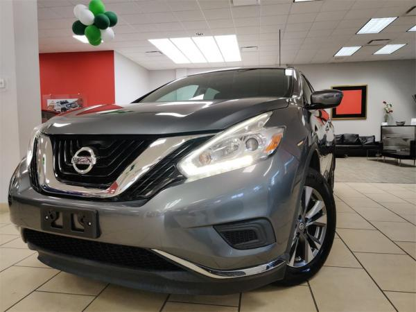 Used 2017 Nissan Murano S for sale Sold at Gravity Autos in Roswell GA 30076 1