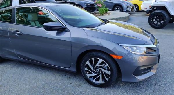 Used 2017 Honda Civic LX for sale $16,985 at Gravity Autos in Roswell GA 30076 2
