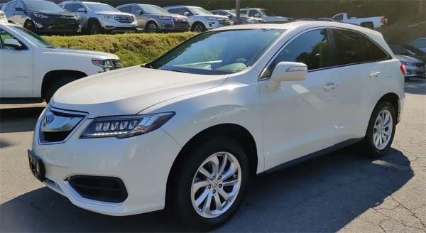Used 2017 Acura RDX AcuraWatch Plus Package for sale $24,895 at Gravity Autos in Roswell GA 30076 4
