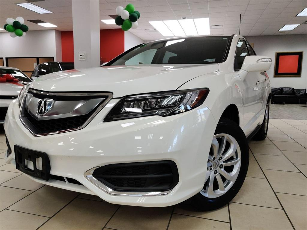 Used 2017 Acura RDX AcuraWatch Plus Package for sale $24,895 at Gravity Autos in Roswell GA 30076 1