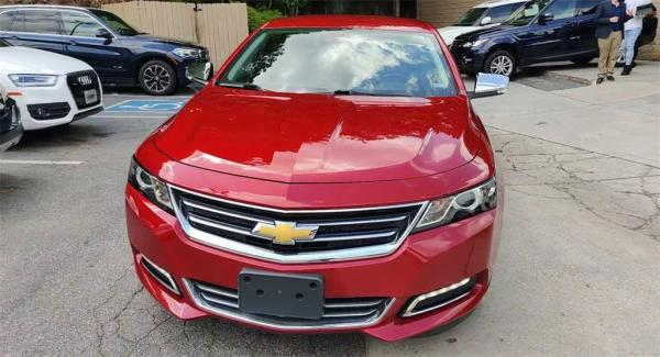 Used 2015 Chevrolet Impala LTZ for sale $15,485 at Gravity Autos in Roswell GA 30076 3