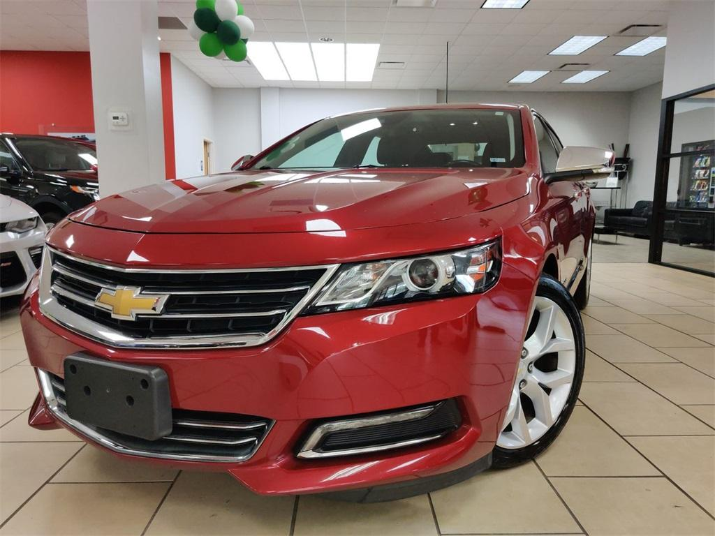 Used 2015 Chevrolet Impala LTZ for sale $15,485 at Gravity Autos in Roswell GA 30076 1