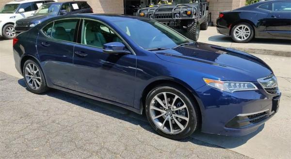 Used 2017 Acura TLX 3.5L V6 for sale Sold at Gravity Autos in Roswell GA 30076 2