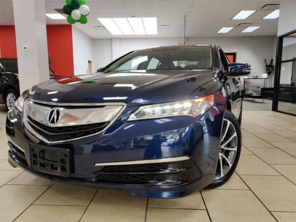 Used 2017 Acura TLX 3.5L V6 for sale Sold at Gravity Autos in Roswell GA 30076 1