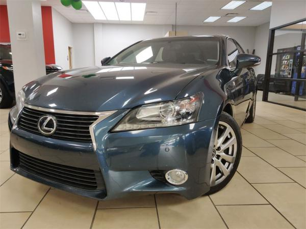 Used 2013 Lexus GS 350 for sale $16,891 at Gravity Autos in Roswell GA 30076 1