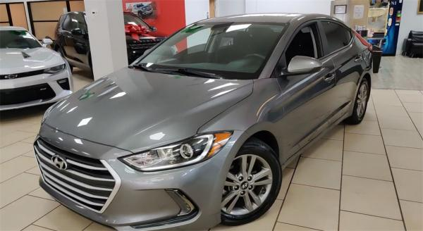 Used 2018 Hyundai Elantra Value Edition for sale $14,791 at Gravity Autos in Roswell GA 30076 4