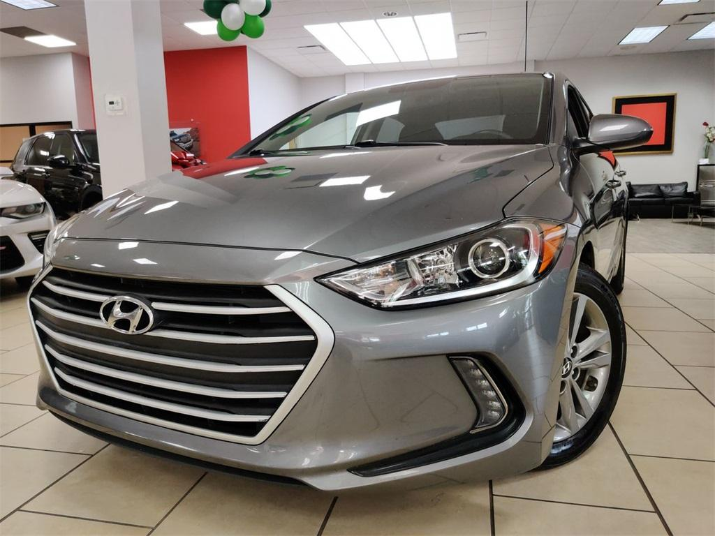 Used 2018 Hyundai Elantra Value Edition for sale $14,791 at Gravity Autos in Roswell GA 30076 1