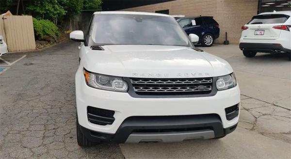 Used 2017 Land Rover Range Rover Sport 3.0L V6 Supercharged SE for sale $37,985 at Gravity Autos in Roswell GA 30076 3
