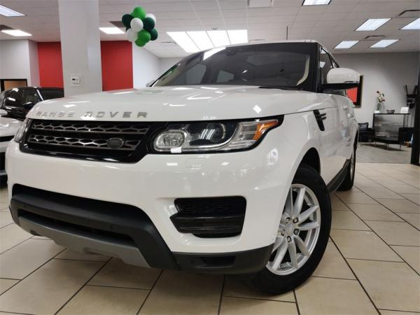 Used 2017 Land Rover Range Rover Sport 3.0L V6 Supercharged SE for sale $37,985 at Gravity Autos in Roswell GA 30076 1