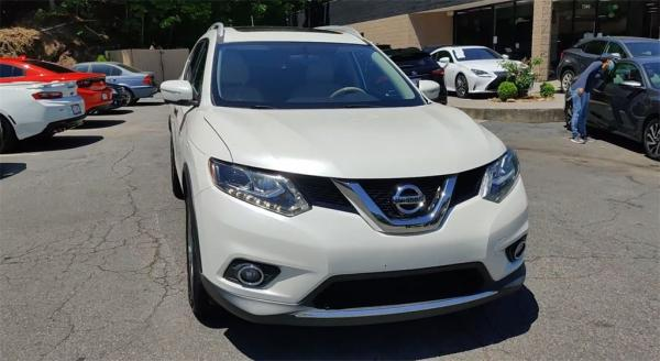 Used 2015 Nissan Rogue SL for sale $15,893 at Gravity Autos in Roswell GA 30076 3