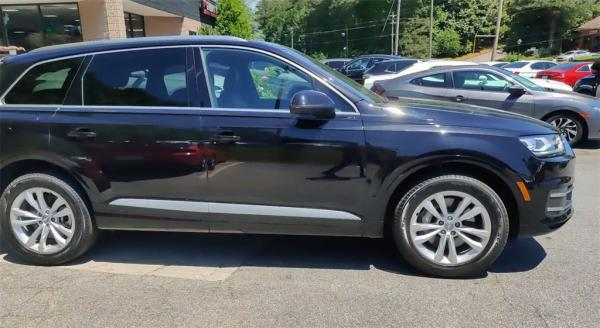 Used 2017 Audi Q7 2.0T Premium for sale Sold at Gravity Autos in Roswell GA 30076 2