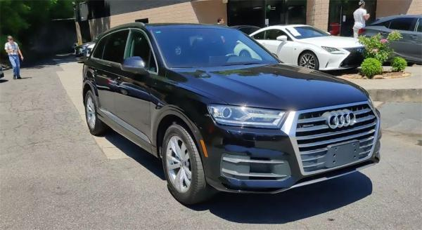 Used 2017 Audi Q7 2.0T Premium for sale Sold at Gravity Autos in Roswell GA 30076 3