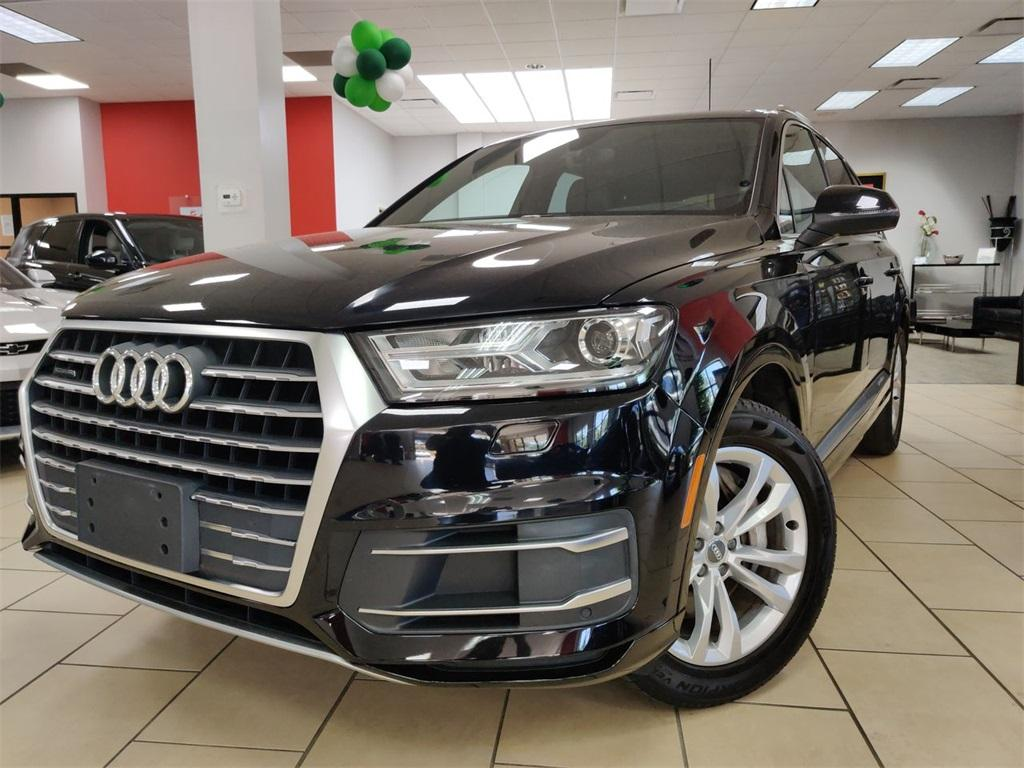Used 2017 Audi Q7 2.0T Premium for sale Sold at Gravity Autos in Roswell GA 30076 1