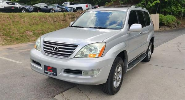 Used 2008 Lexus GX 470 for sale $11,995 at Gravity Autos in Roswell GA 30076 4