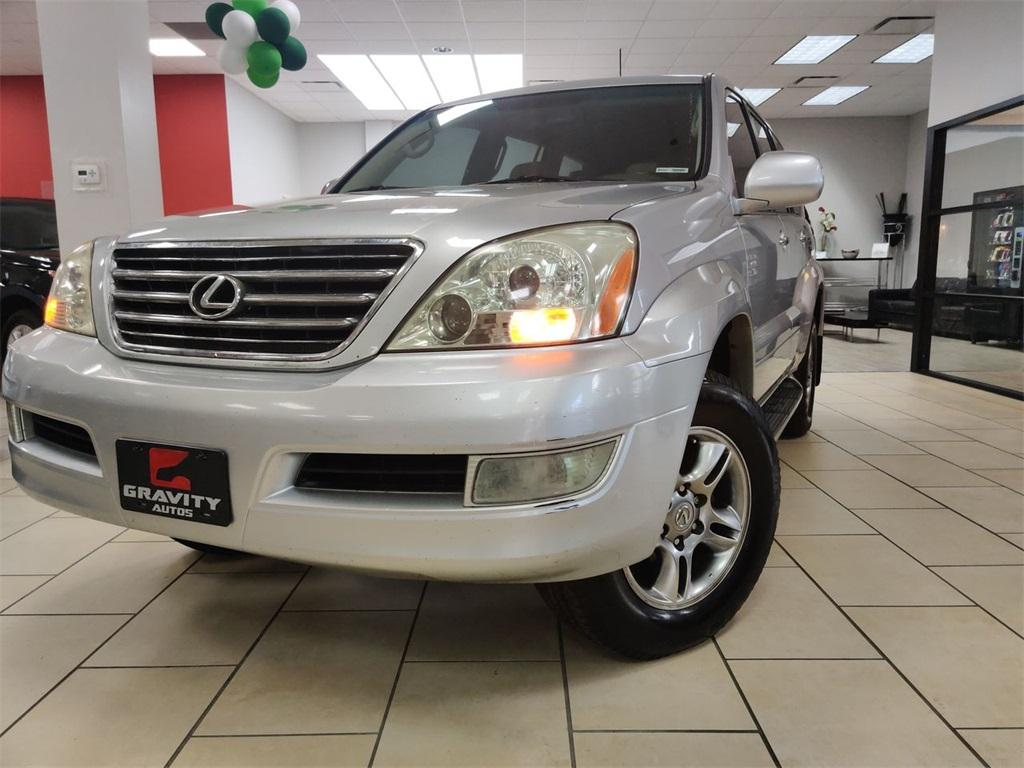 Used 2008 Lexus GX 470 for sale $11,995 at Gravity Autos in Roswell GA 30076 1
