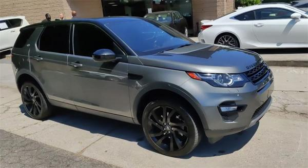 Used 2017 Land Rover Discovery Sport HSE for sale $23,895 at Gravity Autos in Roswell GA 30076 2
