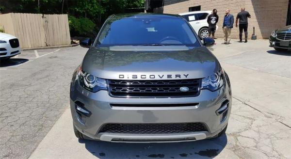 Used 2017 Land Rover Discovery Sport HSE for sale $23,895 at Gravity Autos in Roswell GA 30076 3
