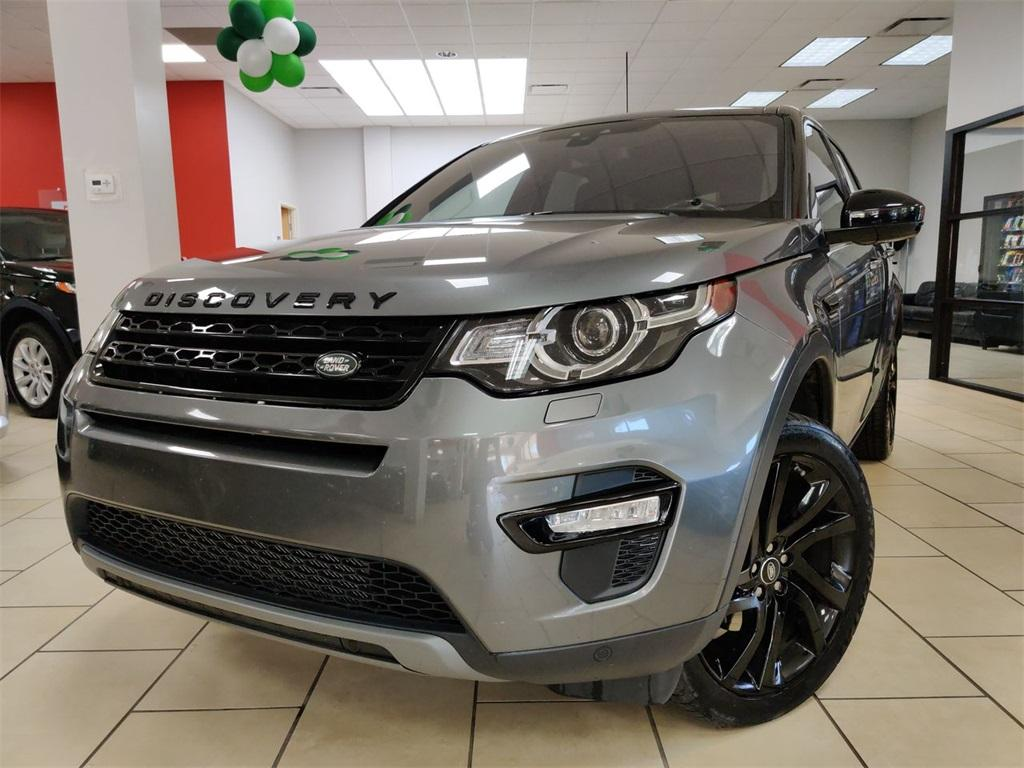 Used 2017 Land Rover Discovery Sport HSE for sale $23,895 at Gravity Autos in Roswell GA 30076 1