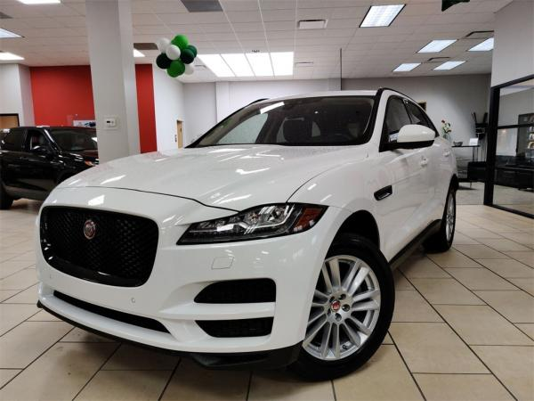 Used 2017 Jaguar F-PACE 35t Prestige for sale $30,885 at Gravity Autos in Roswell GA 30076 1