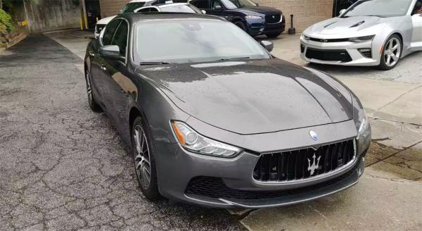 Used 2017 Maserati Ghibli S for sale $34,985 at Gravity Autos in Roswell GA 30076 3