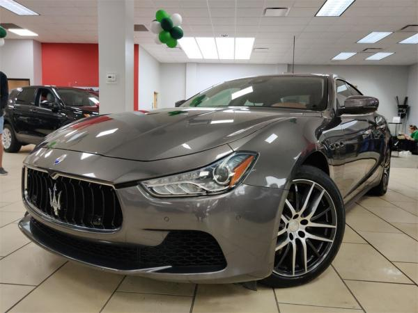 Used 2017 Maserati Ghibli S for sale $34,985 at Gravity Autos in Roswell GA 30076 1