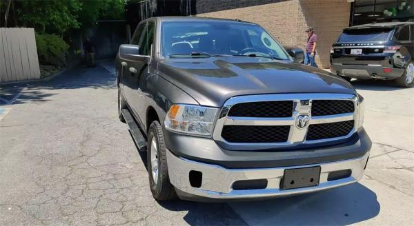 Used 2015 Ram 1500 Tradesman for sale $20,895 at Gravity Autos in Roswell GA 30076 3