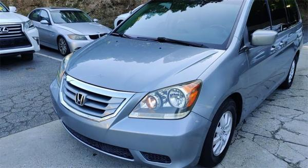 Used 2009 Honda Odyssey EX-L for sale $11,339 at Gravity Autos in Roswell GA 30076 4