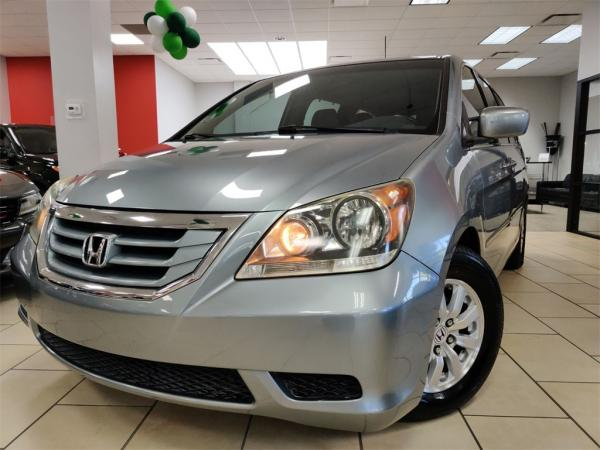 Used 2009 Honda Odyssey EX-L for sale $11,339 at Gravity Autos in Roswell GA 30076 1