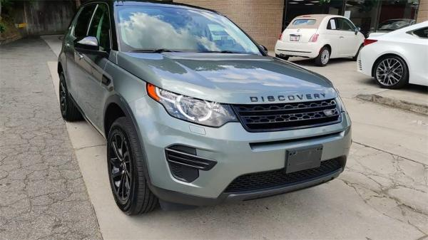 Used 2016 Land Rover Discovery Sport SE for sale $19,985 at Gravity Autos in Roswell GA 30076 3