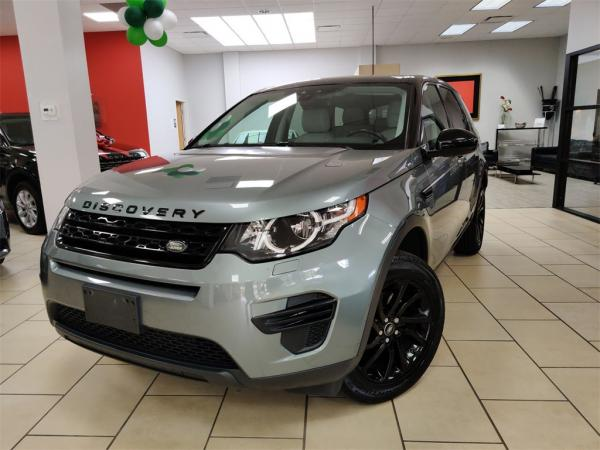 Used 2016 Land Rover Discovery Sport SE for sale $19,985 at Gravity Autos in Roswell GA 30076 1