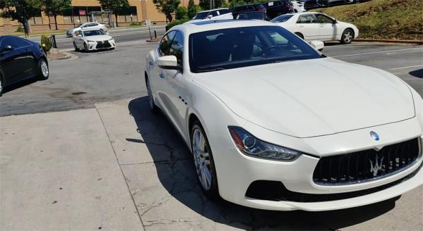 Used 2017 Maserati Ghibli S for sale Sold at Gravity Autos in Roswell GA 30076 3