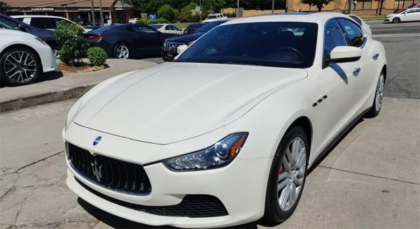 Used 2017 Maserati Ghibli S for sale Sold at Gravity Autos in Roswell GA 30076 4