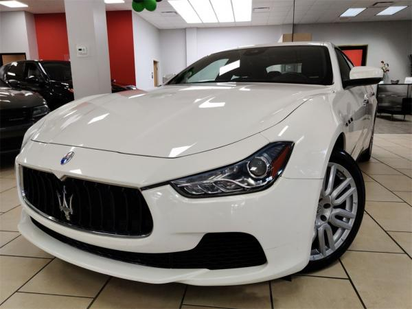 Used 2017 Maserati Ghibli S for sale Sold at Gravity Autos in Roswell GA 30076 1