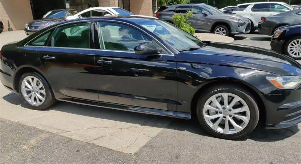 Used 2018 Audi A6 2.0T for sale $26,895 at Gravity Autos in Roswell GA 30076 2