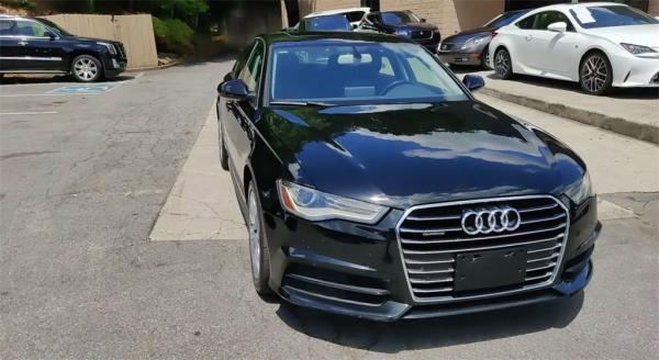 Used 2018 Audi A6 2.0T for sale $26,895 at Gravity Autos in Roswell GA 30076 3