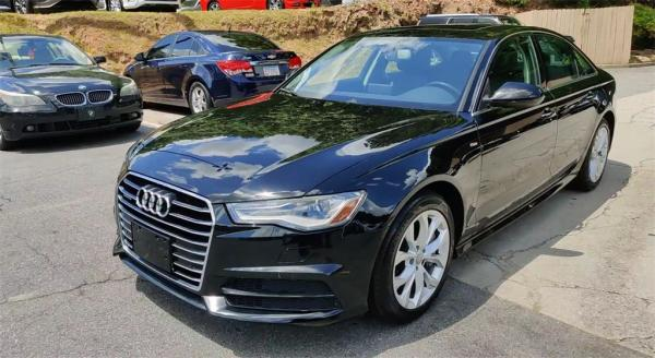 Used 2018 Audi A6 2.0T for sale $26,895 at Gravity Autos in Roswell GA 30076 4