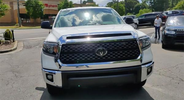 Used 2019 Toyota Tundra SR5 for sale $29,895 at Gravity Autos in Roswell GA 30076 3