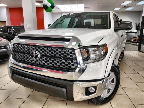Used 2019 Toyota Tundra SR5 for sale $29,895 at Gravity Autos in Roswell GA 30076 1
