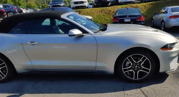 Used 2019 Ford Mustang EcoBoost Premium for sale Sold at Gravity Autos in Roswell GA 30076 2