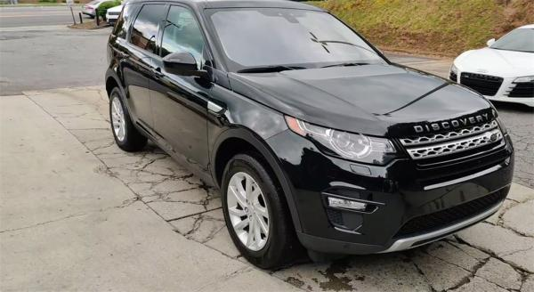 Used 2017 Land Rover Discovery Sport HSE for sale $25,985 at Gravity Autos in Roswell GA 30076 3